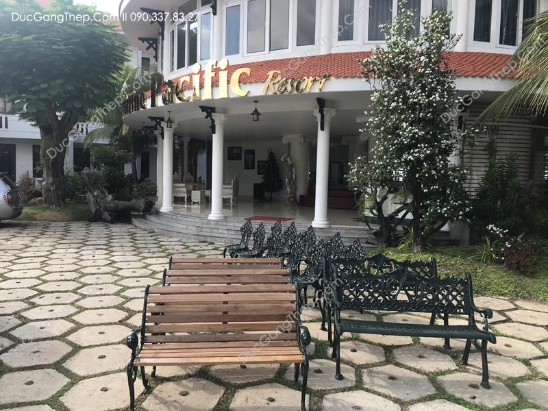 ghế băng công viên giá rẻ Hồ Chí Minh