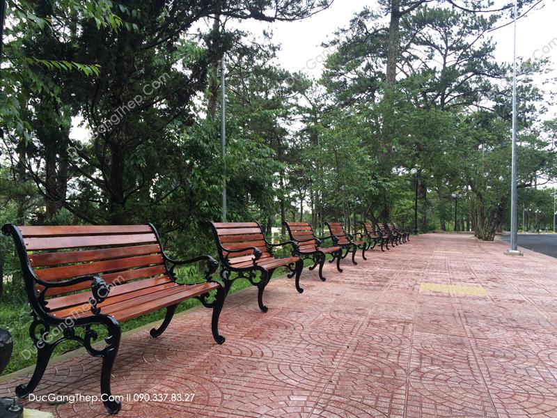 ghế băng công viên giá rẻ
